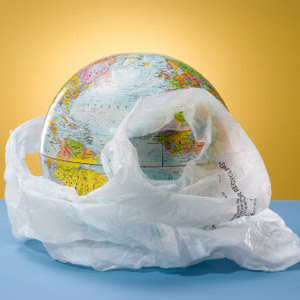 plastic globe Proposed Plastic Bag Ban in Oregon