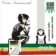 Versão instrumental CD Totoin - Produzindo indo...Improvisando ando. (2009)