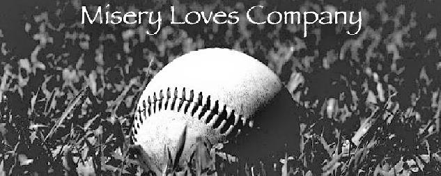 Misery Loves Company: Two Guys Watch Baseball