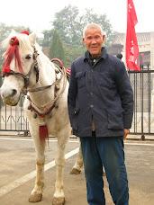 El viejo y el caballo
