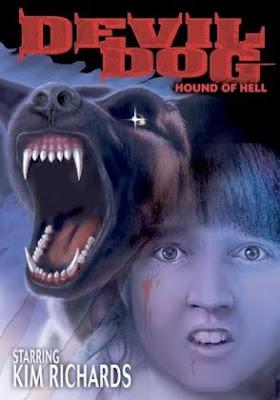 """Pelicula de unas babosas rosadas indestructibles que pasaba por 1992 en Mexico, y una pelicula de perros asesinos de un canal de televisa en una seccion llamado """"exitos de hollywood"""" Devil+Dog+The+Hound+of+Hell+(1978)"""