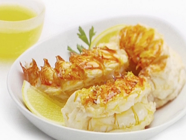 The Supreme Plate: Recipe Of The Day: Grilled Lobster Tails & Lemon ...