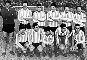 Racing Club Avellaneda 1966
