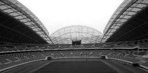 Estadio olímpico de Pekín