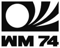 Logo Alemania 1974