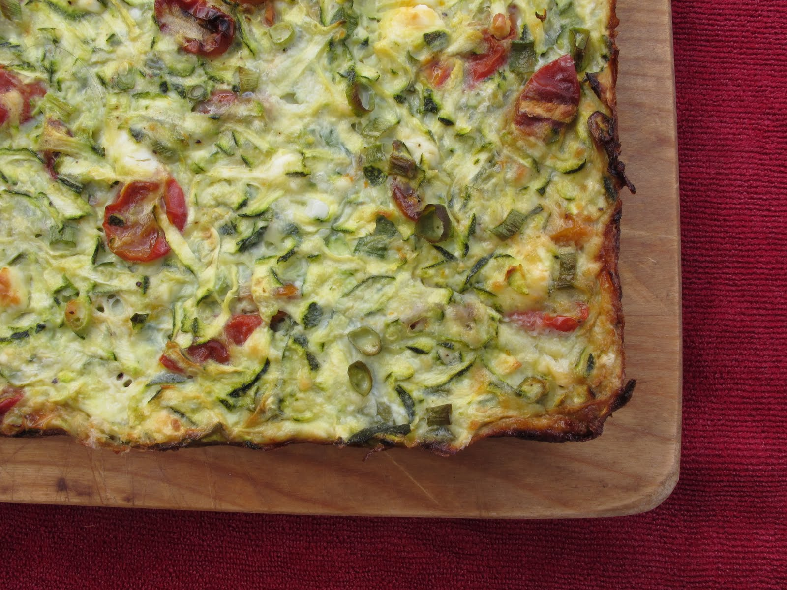 Zucchini Frittata Recipes — Dishmaps