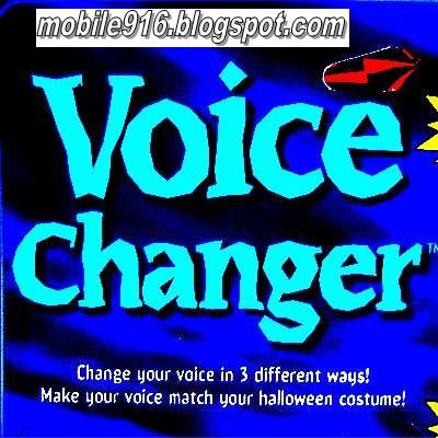 No Download Voice Changer