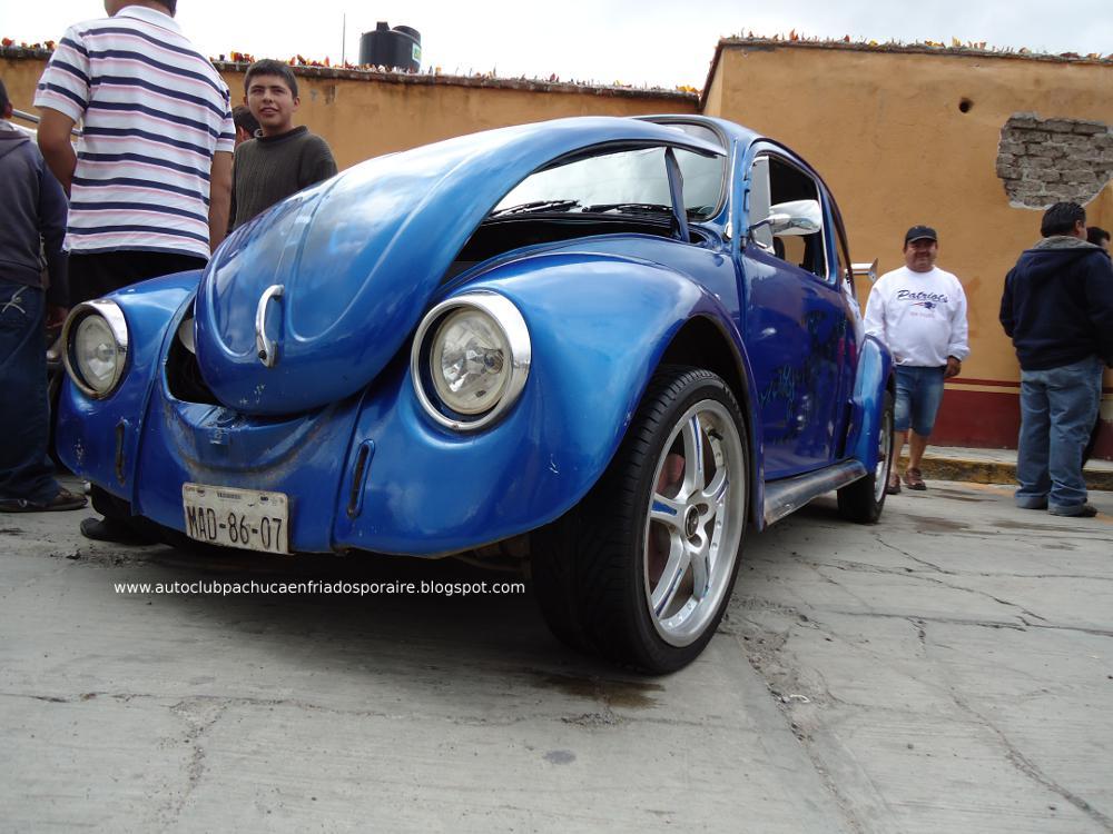 Vochos Hot Rod - Fotos de coches - Zcoches