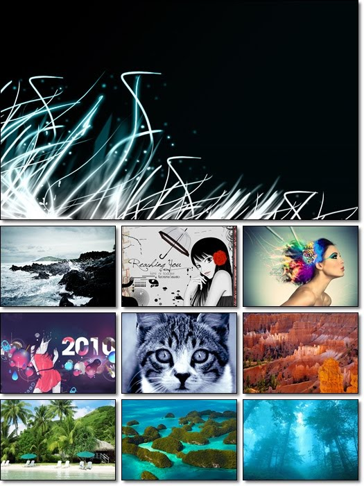 HD Widescreen Wallpapers Pack 31