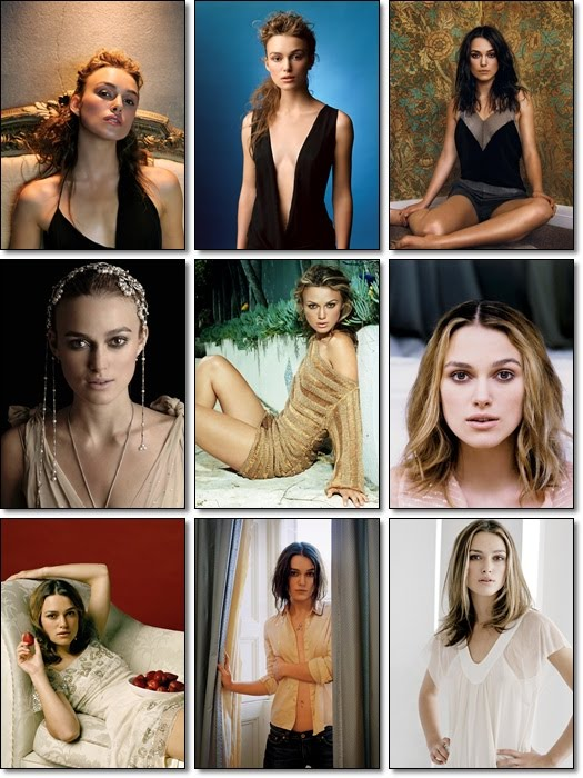 Keira Knightley HQ Photo Pack