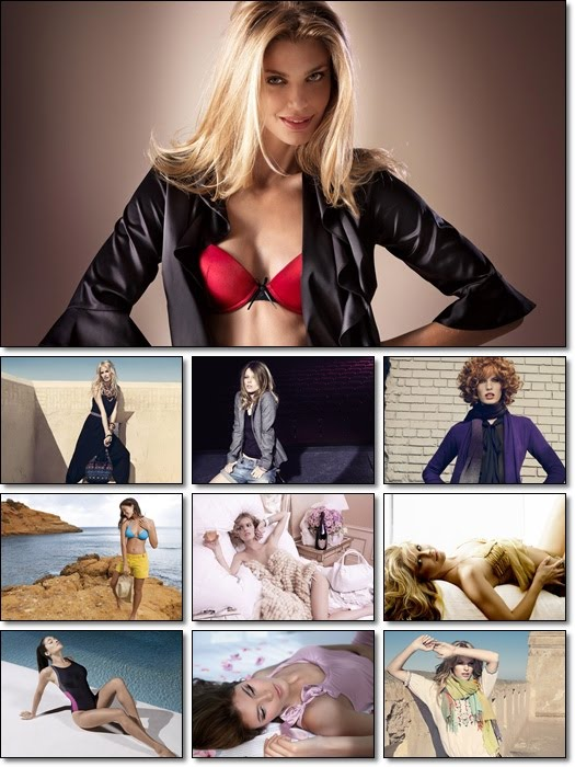 Supermodels HD Wallpapers Pack
