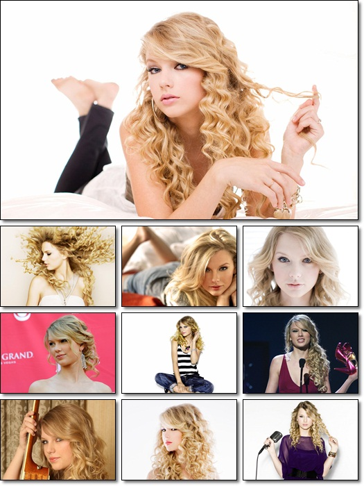 Taylor Swift HD Wallpapers Pack