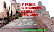 CERRADO EL PLAZO 2º Premio Internacional de Poesía, Ibiza 2008