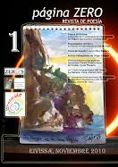 PAGINA ZERO Nº 1 Revista de Poesía
