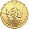GOLD COIN MAPLE LEAVE