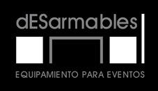 dESarmables | equipamiento para eventos
