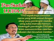 Say No To Pakatan Rakyat!!!