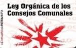 Ley Orgánica de los Consejos Comunales
