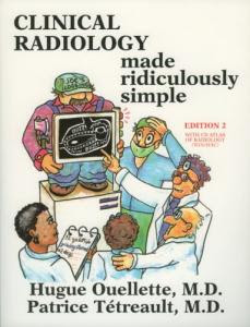 A Master Piece Not A Copy Clinical Radiology Made Ridiculously