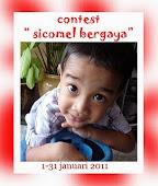 Contest Si Comelku Bergaya!!!