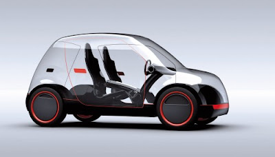 MOY Concept Car Is A Screen On Wheels