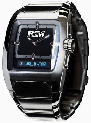 RIM Building Bluetooth Watch?