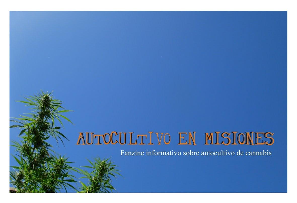 autocultivo en misiones