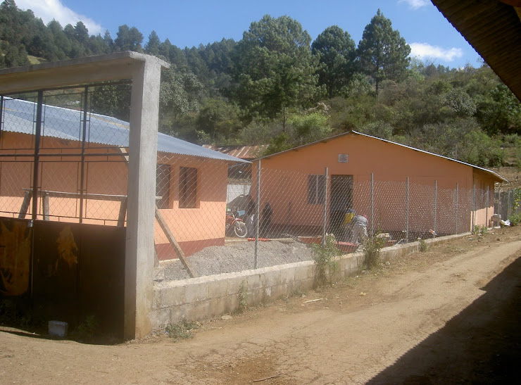 Casa de Voluntarios, Calhuitz