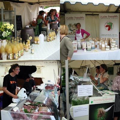 Organic Food Festival Bristol
