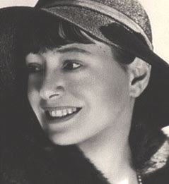 This is Dorothy Parker