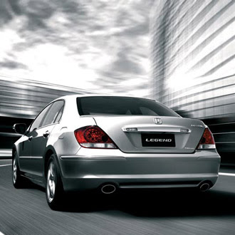 Honda Legend (2006)