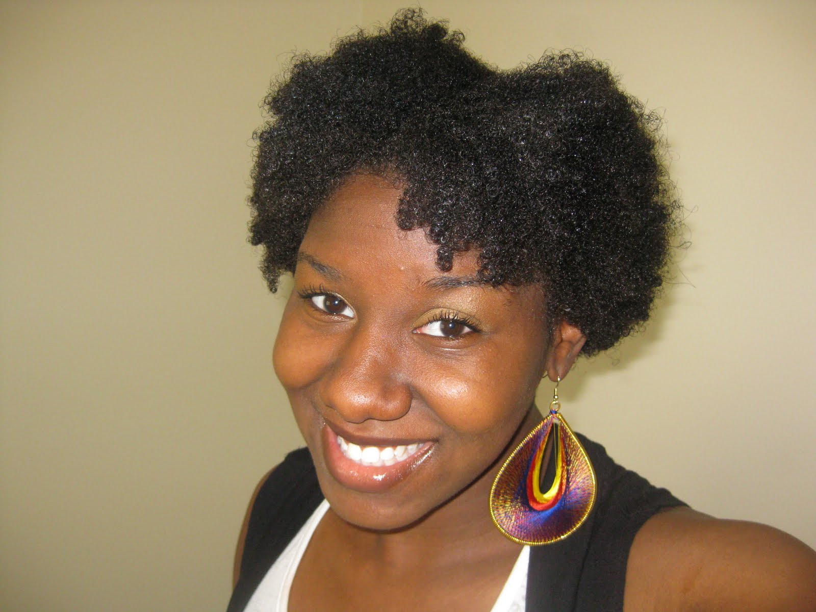 Transition to natural hair online support
