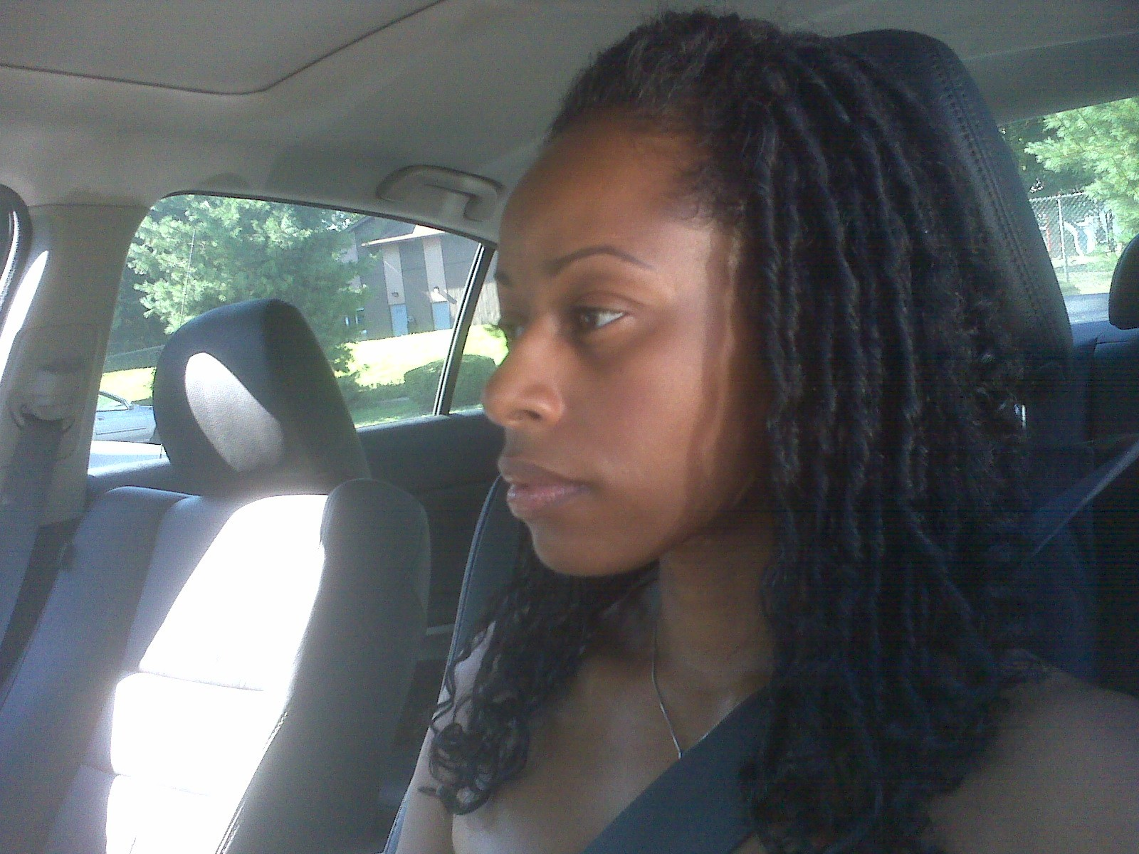 Twist And Turn Two Strand Twists Natural Hair Style Curlynikki
