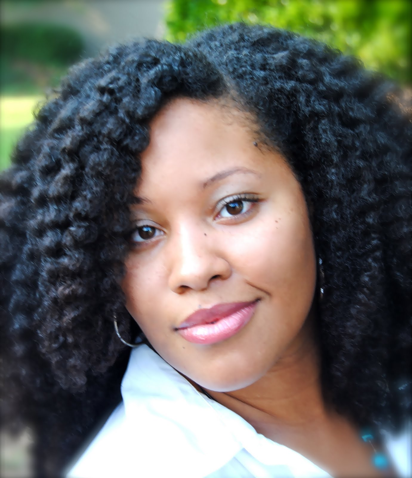 on the couch with ebony | curlynikki | natural hair care