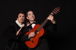 El Quijote y Gardel
