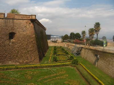 Castell of Montjuïc