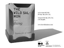 a wild sal-mon