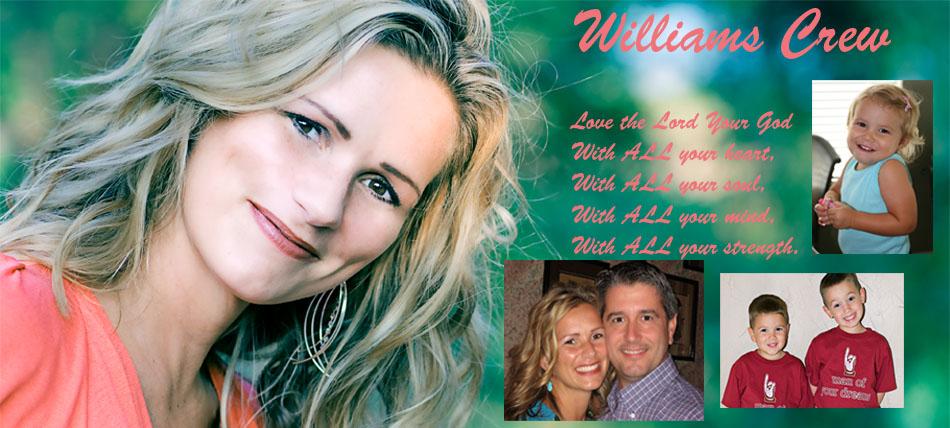 The Williams Crew