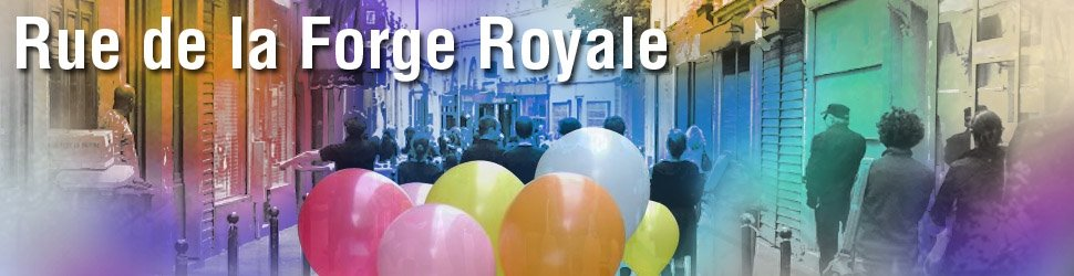 Rue de la Forge Royale