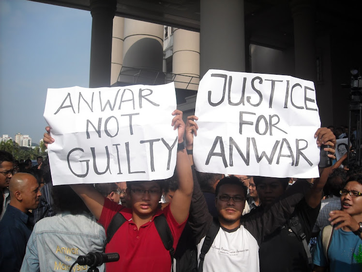 mahasiswa bersama ANWAR