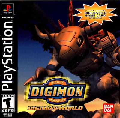 Digimon World 1 Para Pc 1 Link