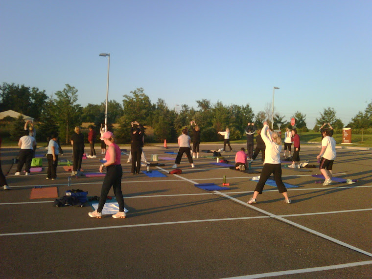 Some of the Women at our Beach Body Boot Camp 06/10
