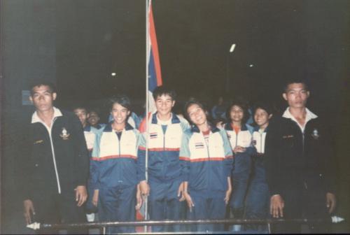 เยาวชนทีมชาติ