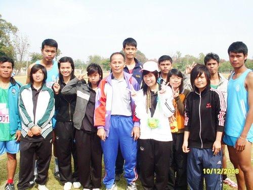 คณะกรรมการจัดการแข่งขันกรีฑาและนักกีฬา