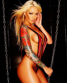 women sleeve tattoo 01 pictures