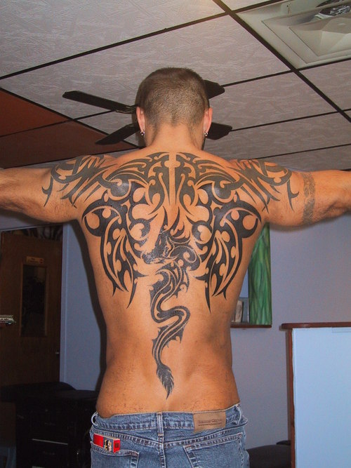 tribal tattoos for guys
