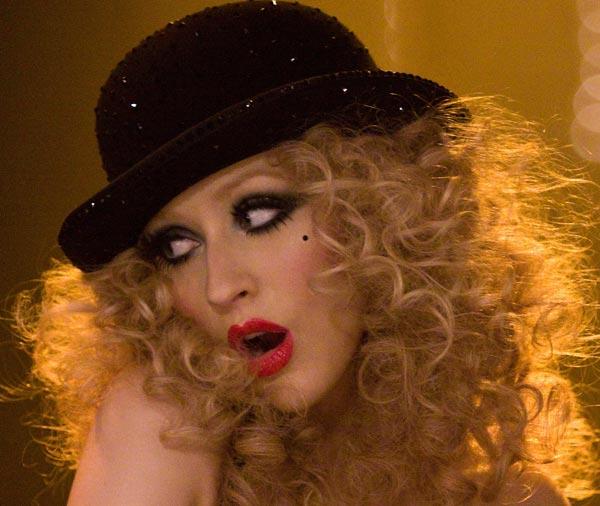 christina aguilera makeup. Christina Aguilera Hairstyles