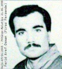 FARID AREF OSMAN (1969-1990)