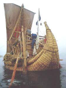 Barco Egipcio