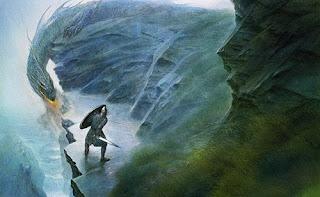 Beowulf y el dragón